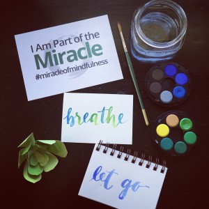 Breathe, I am Part of the Miracle of Mindfulness