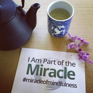 I Am Part of the Miracle