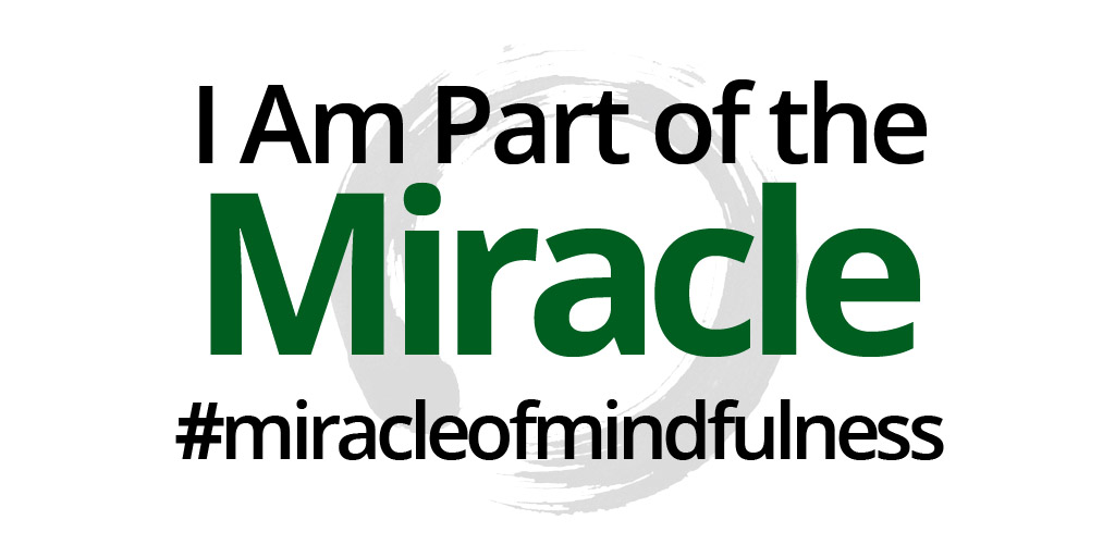 I am Part of the Miracle Twitter